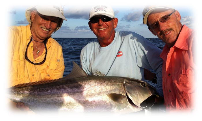 Fishing experience knowledge for Miami fishing supply