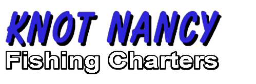 Knot Nancy fishing charters logo