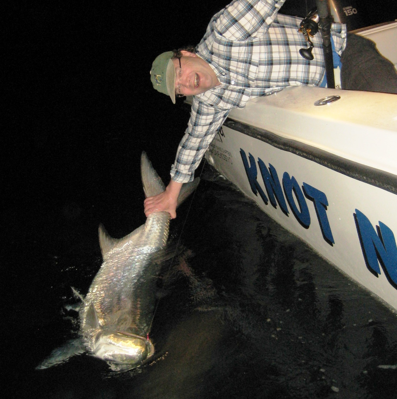 Night Tarpon Fishing Charters Miami