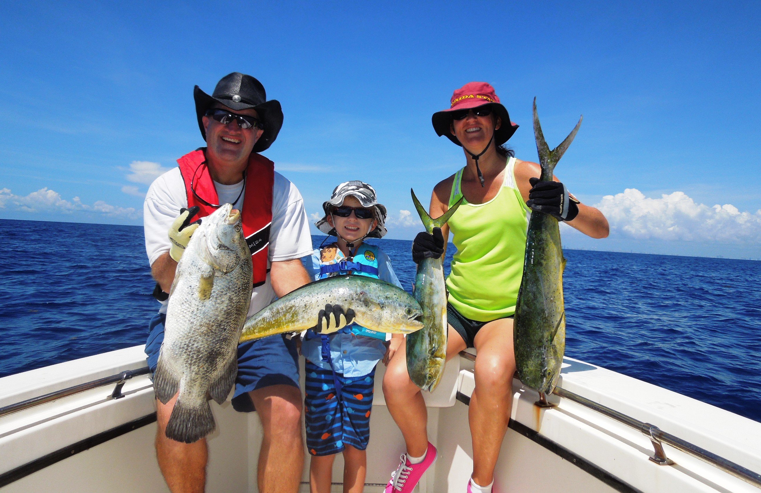 Miami fishing charters offshore deep sea miami beach for Fishing report miami